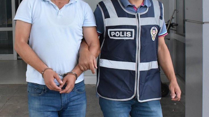 Büşra hemşireyi tehdit eden kişi gözaltında