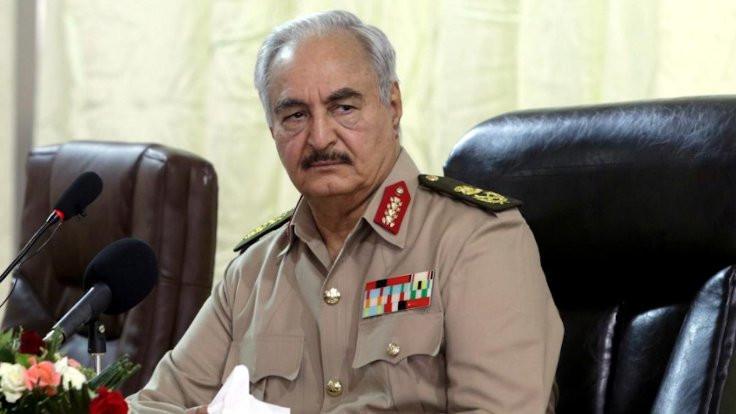 Libya Ulusal Ordusu: Serrac'ın ateşkes çağrısı bir pazarlama stratejisi