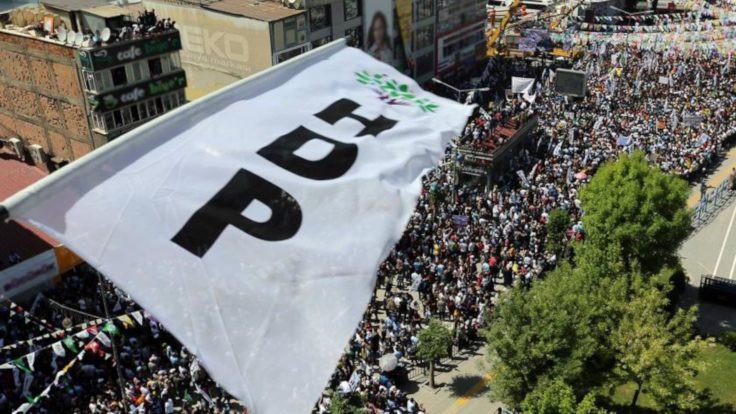 HDP 1 Eylül'de büyük 'barış zincirleri' kuracak