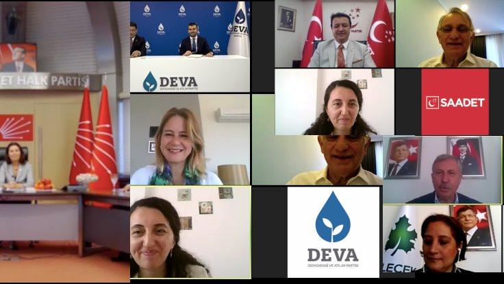HDP bayramlaşma görüşmelerini açıkladı
