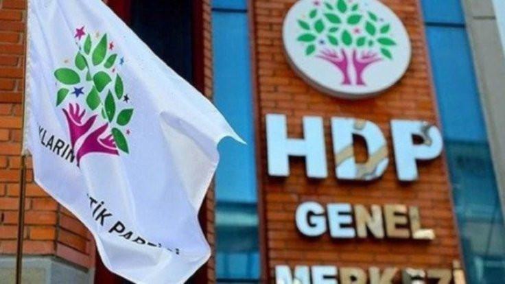 HDP MYK olağanüstü toplandı