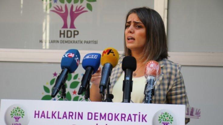 HDP'den yanıt: Soylu bizi sorgulayacak son kişi