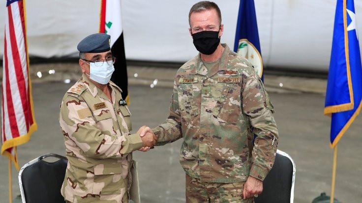 Koalisyon Irak'ta bir üsten daha çekildi