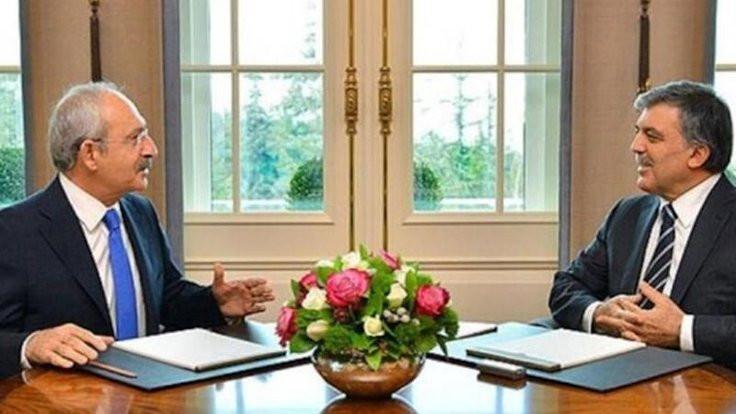 Kılıçdaroğlu: Abdullah Gül'den korkuyorlar