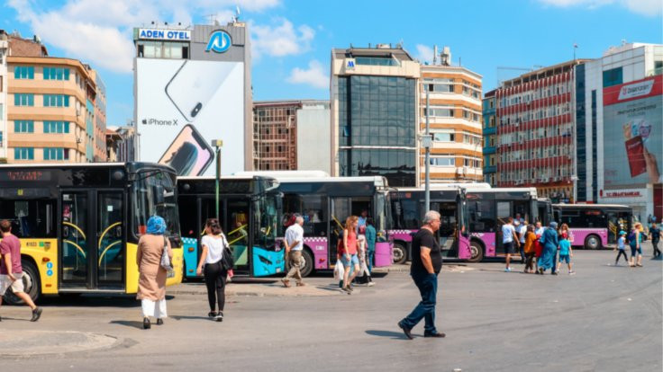 İstanbul'da günlük yolculuk arttı