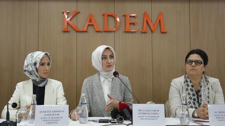 KADEM, LGBTİ+'ları hedef gösterdi