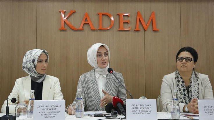 KADEM'den İstanbul Sözleşmesi açıklaması: İslami öğretide yeri var