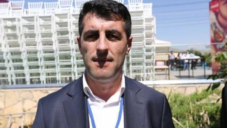 Eşbaşkan Şahin'e gözaltı
