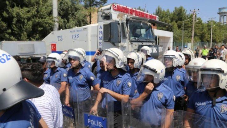 Mardin'de yolsuzluğa sekiz tutuklama