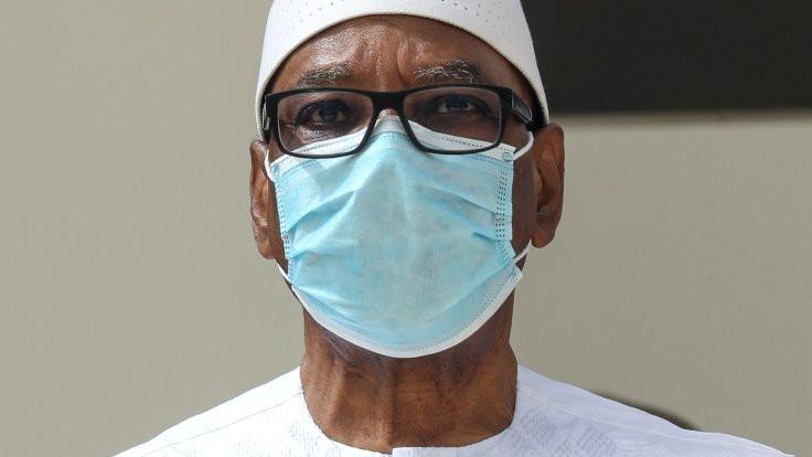 Mali Cumhurbaşkanı Keita istifa etti