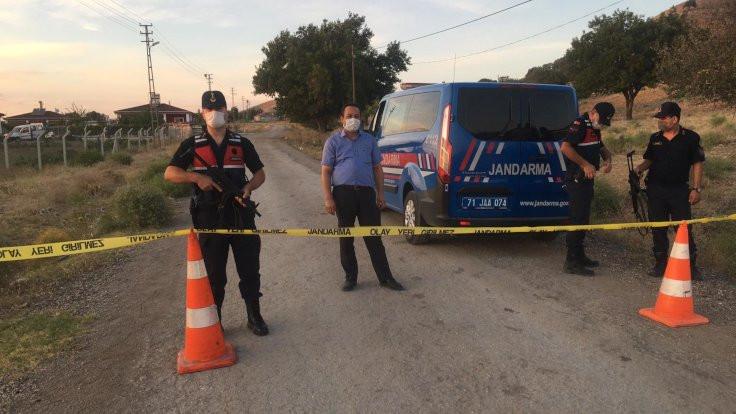 Kırıkkale'de bir mahalle karantinaya alındı