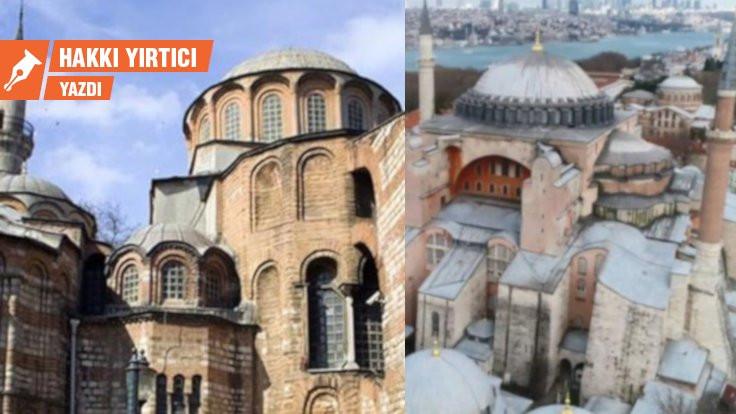 Erdoğan'ın Fatih'in hayalinden U dönüşü