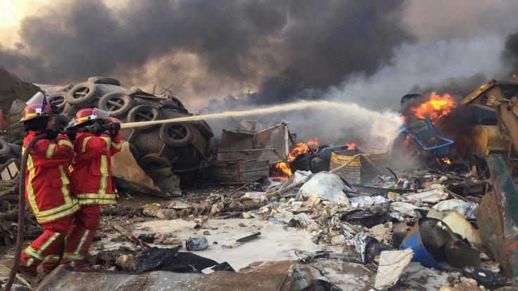 Beyrut Limanı'ndaki yetkililer ev hapsine alınacak