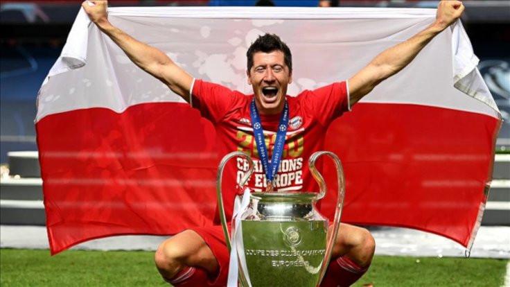 Lewandowski: Altın Top ödülü bana verilmeli