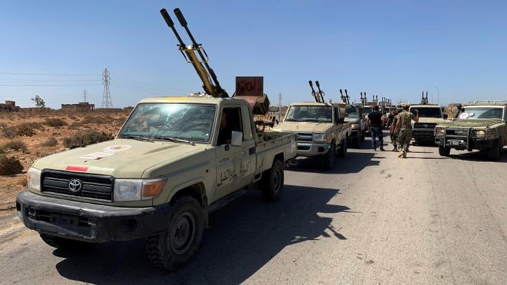 AB'den Libya'daki ateşkese destek