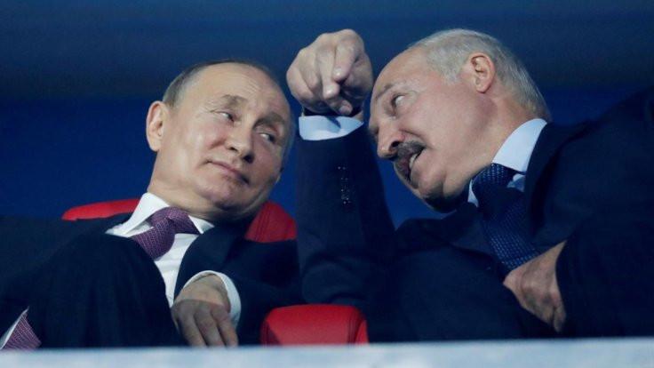Rusya Lukaşenko için polis gücü kurdu