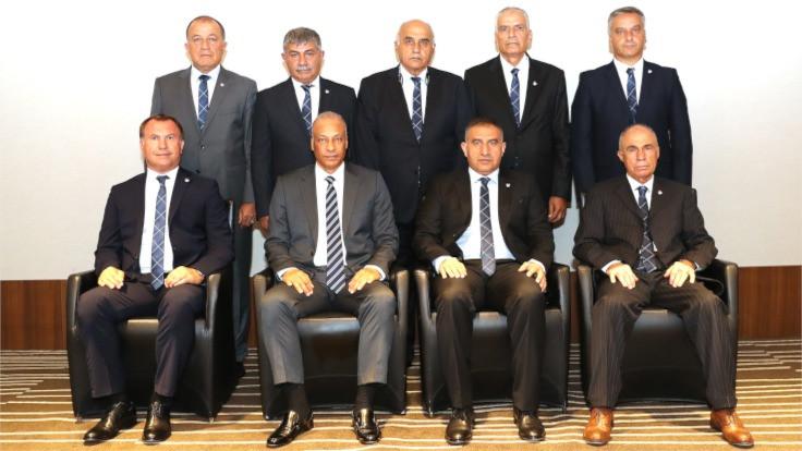 Yeni MHK Başkanı Serdar Tatlı oldu