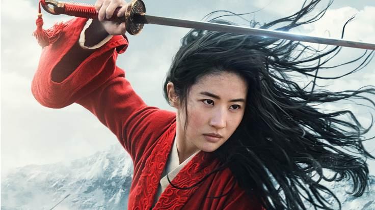 Mulan, Disney Plus'ta yayınlanacak