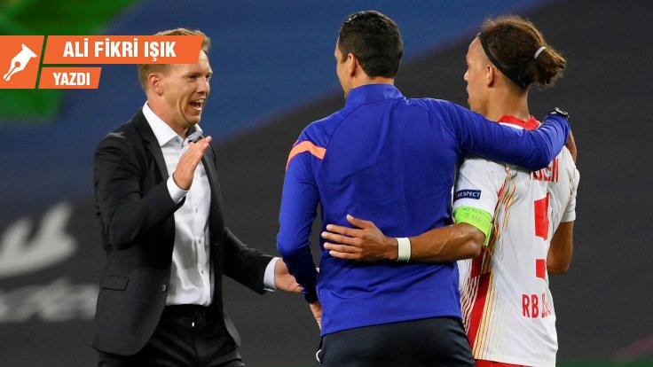 Julian Nagelsmann, Diego Simeone'ye karşı