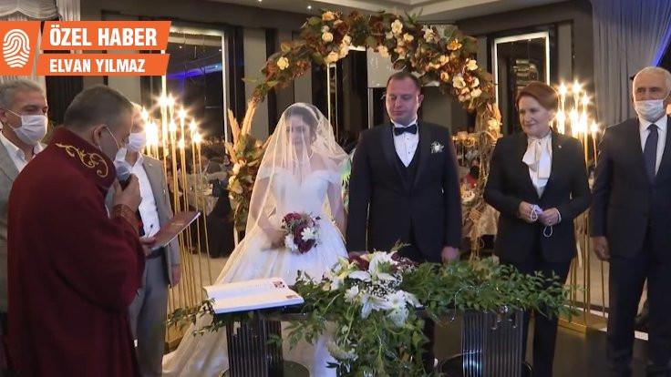 Meral Akşener'in şahit olduğu nikahın memuru görevden alındı