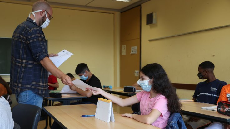 Çocukları okula göndermek güven testi olacak