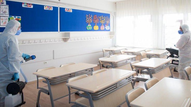 MEB: Aşamalı ve seyreltilmiş eğitim netleşmedi