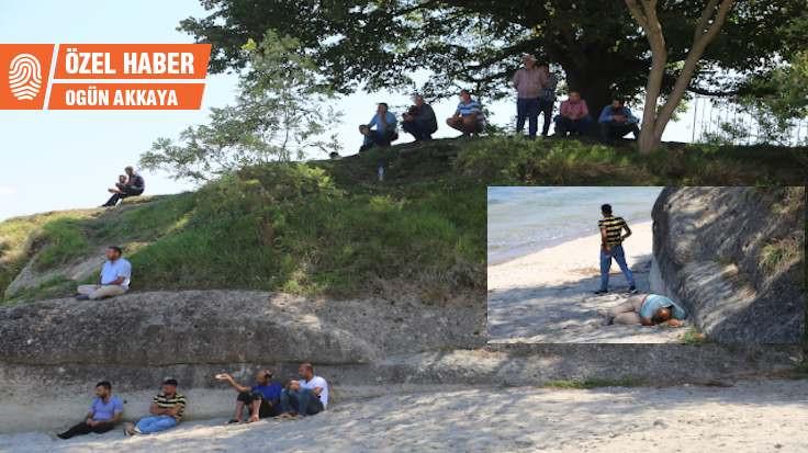 Denizde kaybolan çocuk işçiden haber yok