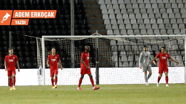 Beşiktaş Ersin'i kazandı; peki başka?