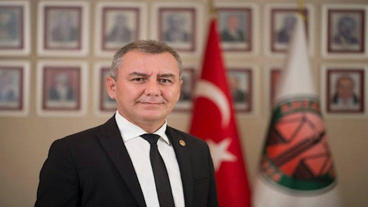 Antalya Barosu Başkanı Polat Balkan hastaneye kaldırıldı