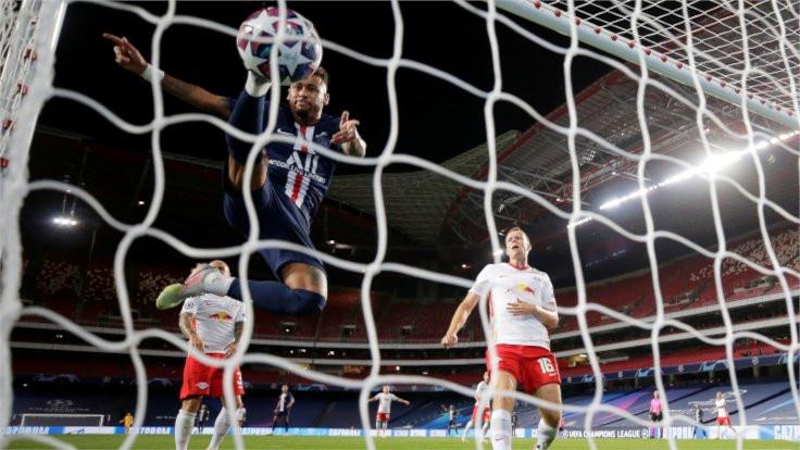 Şampiyonlar Ligi'nde ilk finalist PSG