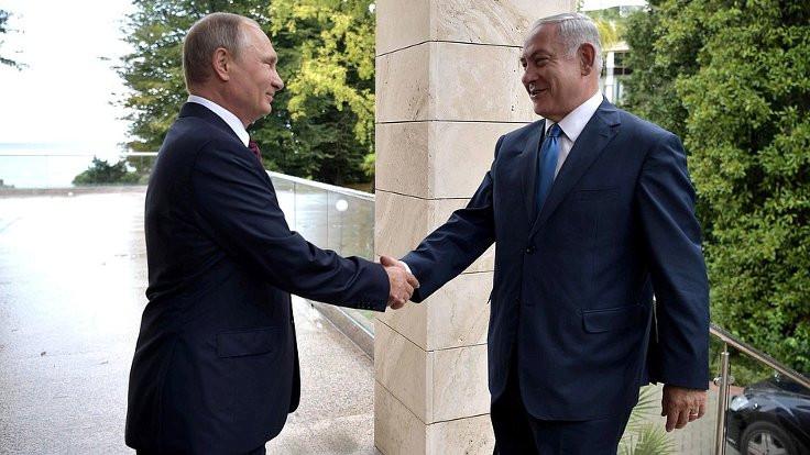 Rusya, İsrail-BAE anlaşmasından 'umutlu'