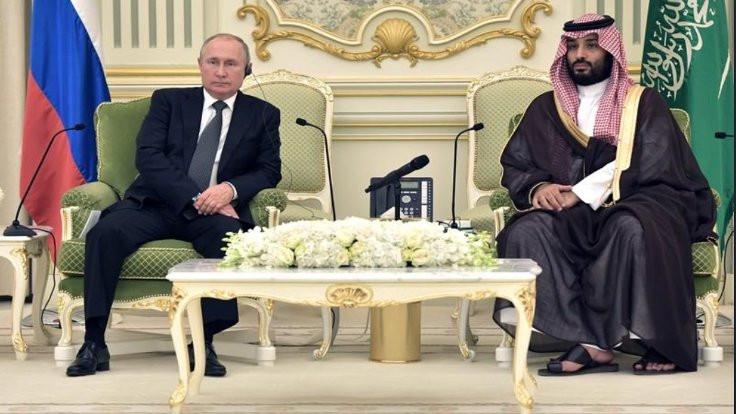 Prens Selman'a ABD'de 'Suriye davası'