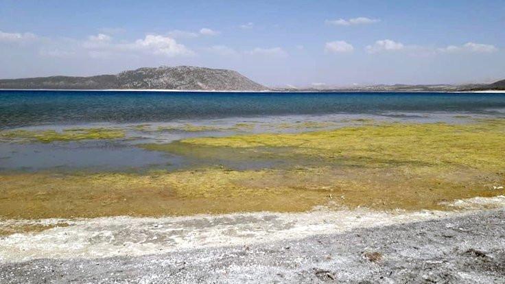 Türkiye'nin 'Maldivleri' Salda Gölü'nde yeni kirlilik görüntüleri