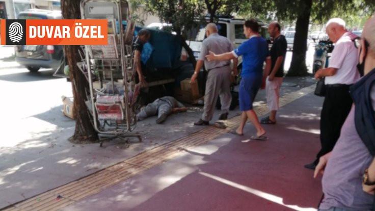 Samsun'da sokak ortasında vurulan 3 kişi öldü