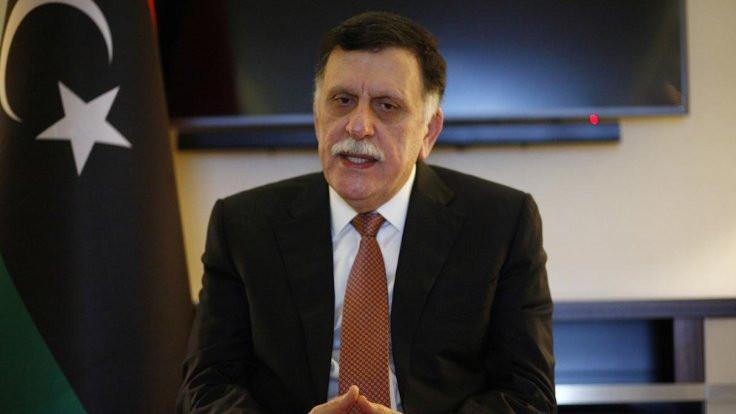 Serrac, Libya'da ateşkes talimatı verdi