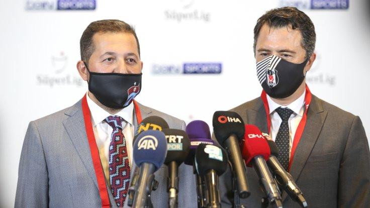 Beşiktaş yöneticisi Erdoğan: Allah sporcularımıza güç kuvvet versin, devre arası bile yok
