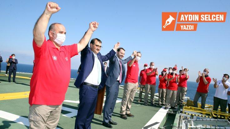 Karadeniz'de gaz: Sevinilecek, sevin!