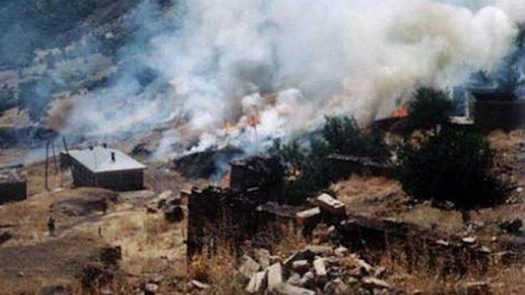 Bombalanan köyler için karar: Yaşam hakkı ihlali