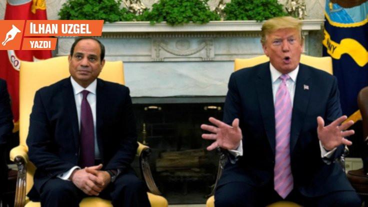 Trump'ın favori diktatörü