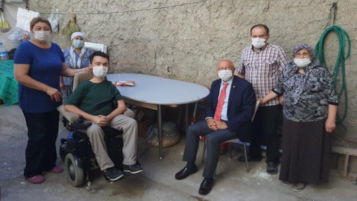 SMA hastası Olkun ikinci üniversitesinde