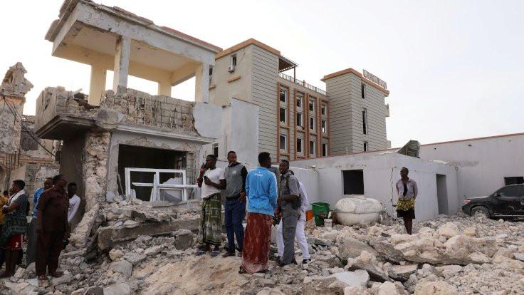 Somali'de Eş Şebap saldırısı: En az 16 ölü