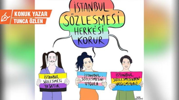 İstanbul Sözleşmesi LGBT'leri de korur