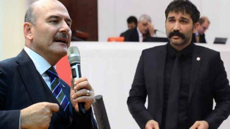 Barış Atay'dan ilk tweet Süleyman Soylu'ya