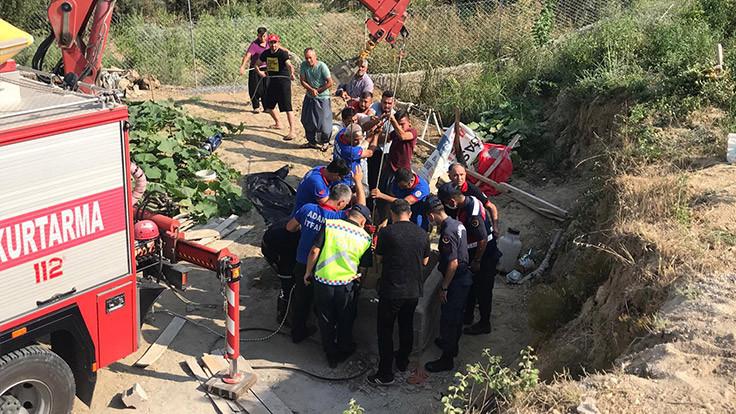 Su kuyusu açmaya çalışan 4 kişi öldü