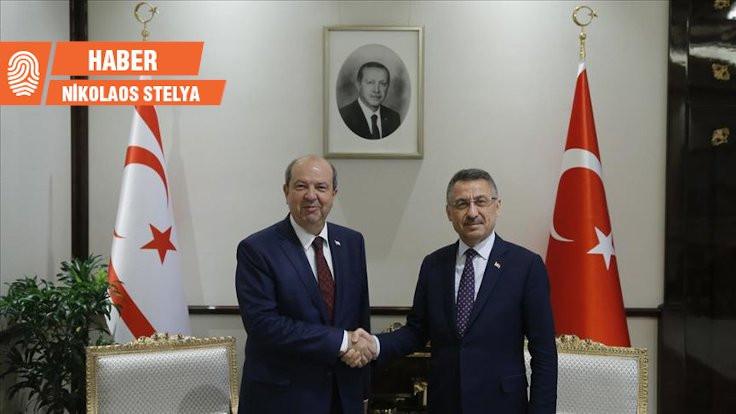 Ankara'da kritik Kıbrıs görüşmesi