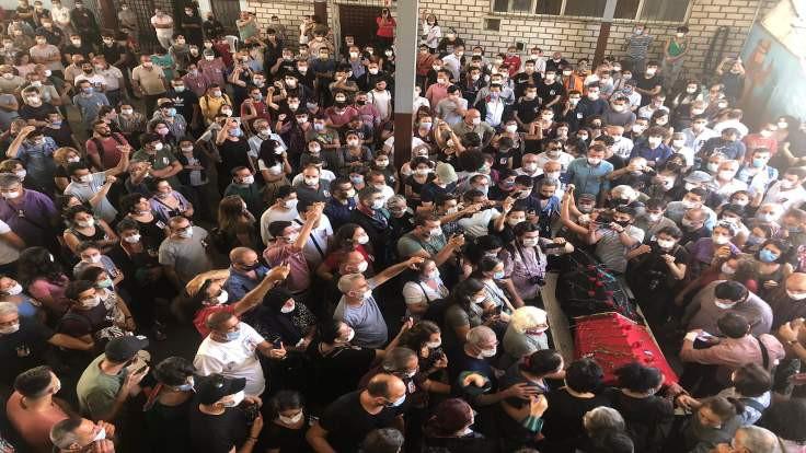 Avukat Ebru Timtik toprağa verildi