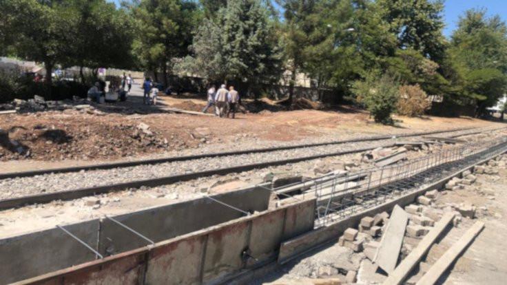 'Diyarbakır'ın yapısı değiştirilmek isteniyor'