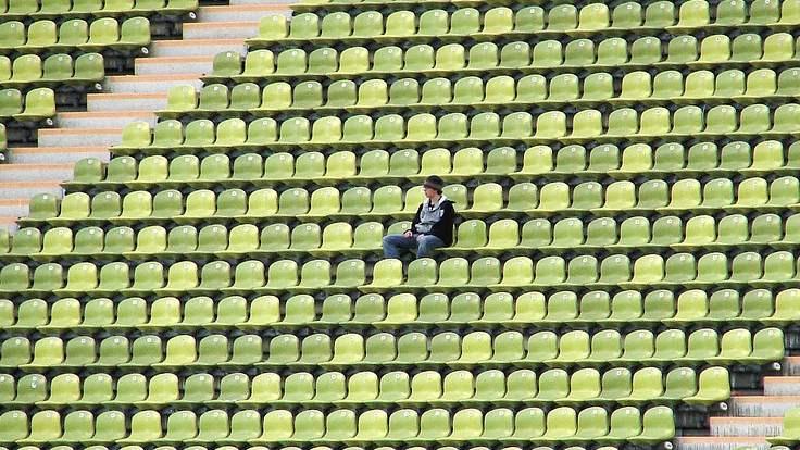 TFF: Ekimden itibaren maçlara sınırlı sayıda seyirci alınacak