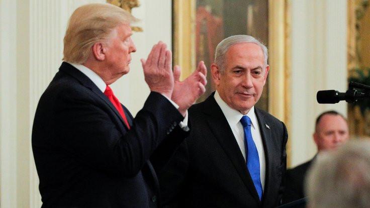 İsrail'le BAE arasında anlaşma