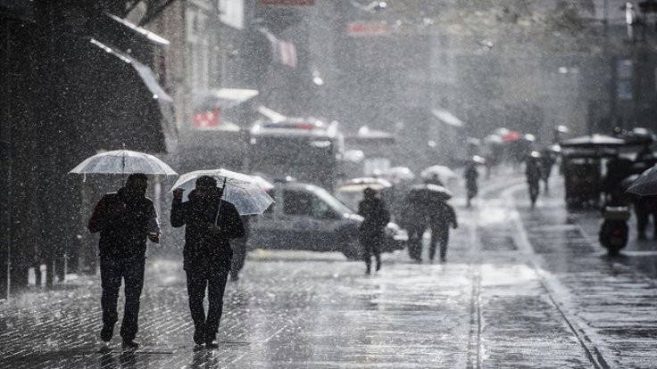 İstanbul'da yağmur bekleniyor